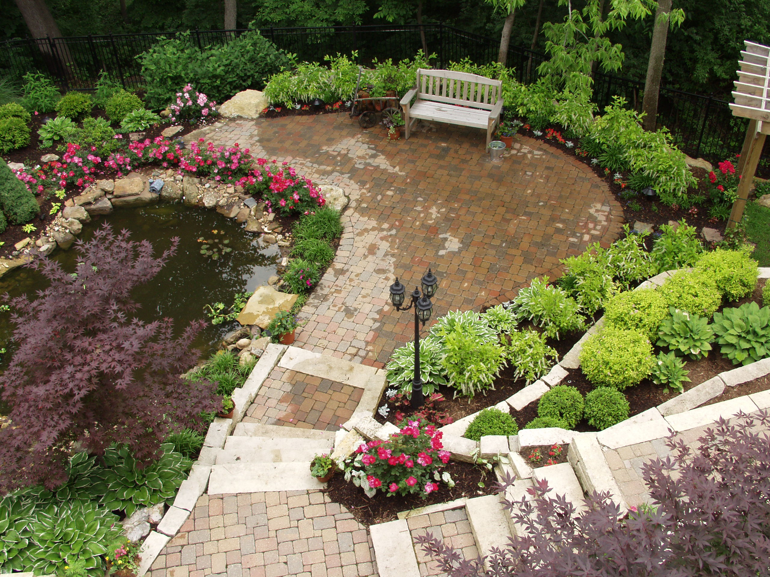 Sharp Landscaping - Serving the Liberty/Kansas City Metropolitan ...