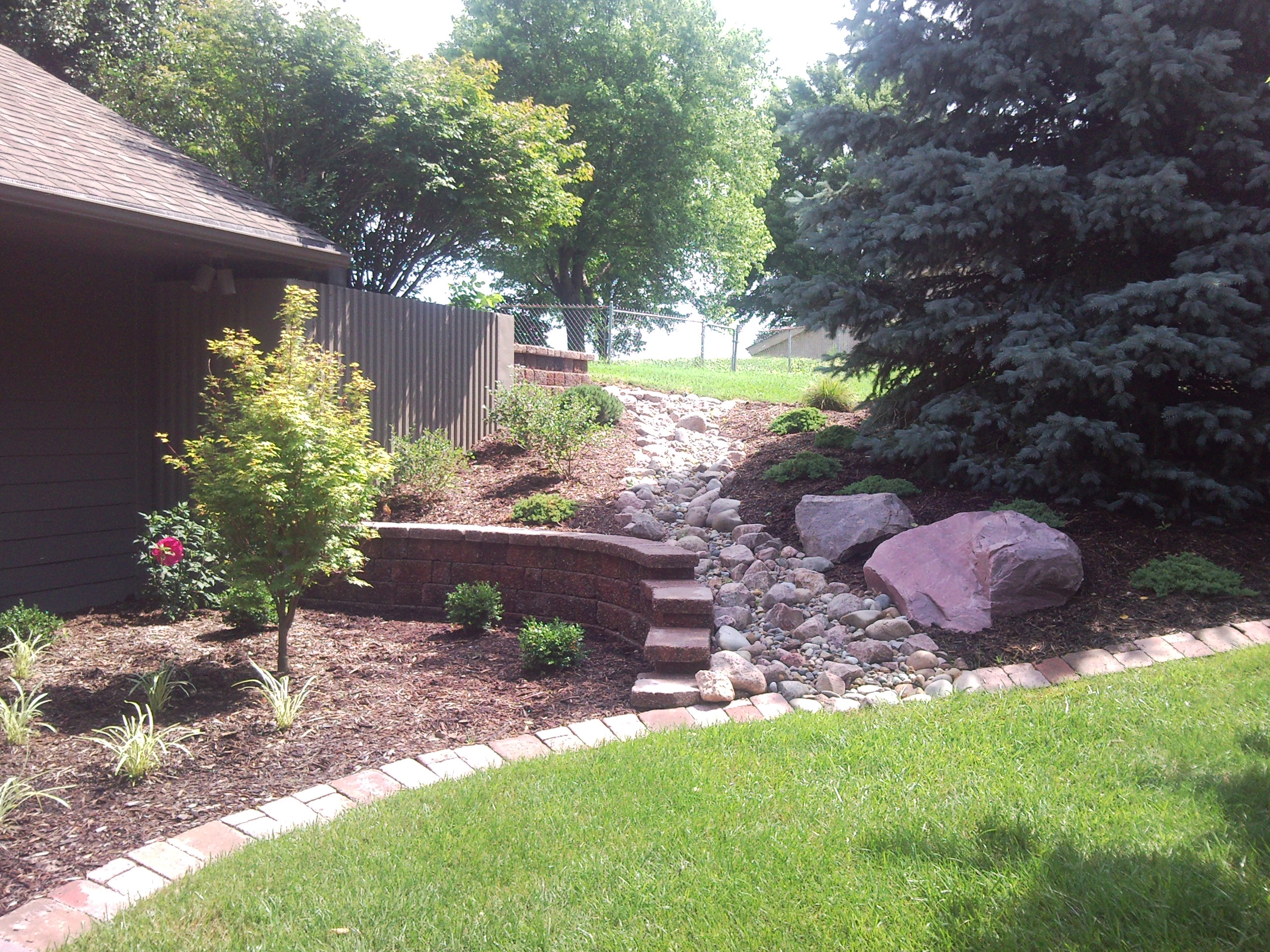Sharp Landscaping Serving The Liberty Kansas City