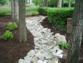 1 Dry creek