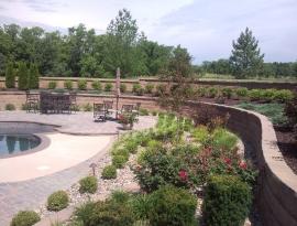 Pool landscape 1